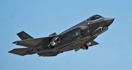 F-35 jets grounded: Fire during takeoff grounds entire F-35 fleet