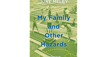 'My Family and Other Hazards' is a wonderful, witty account of growing up on a mini-golf course