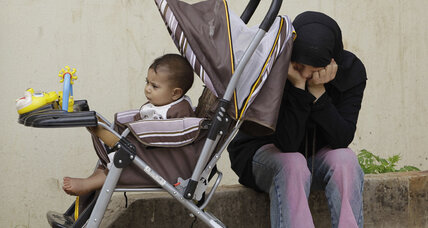 Mother, father, sister, brother: The roles of Syria's refugee women (+video)