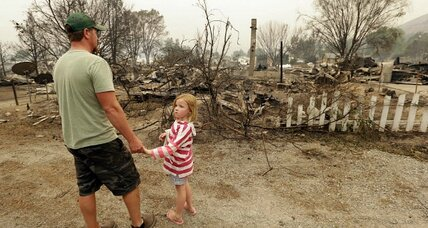 2014 wildfire season worse than usual across the West