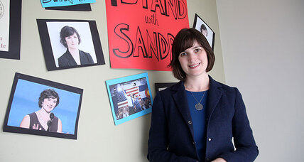 Sandra Fluke: Can she win a California Senate seat?