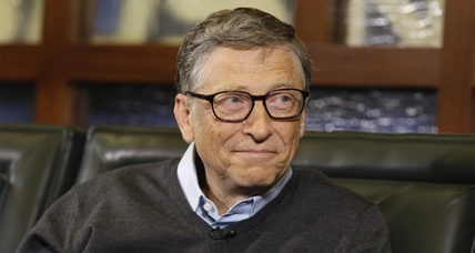 What's Bill Gates's favorite business book?