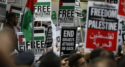 UK's talk on Gaza and Israel. Frank and less filtered? (+video)