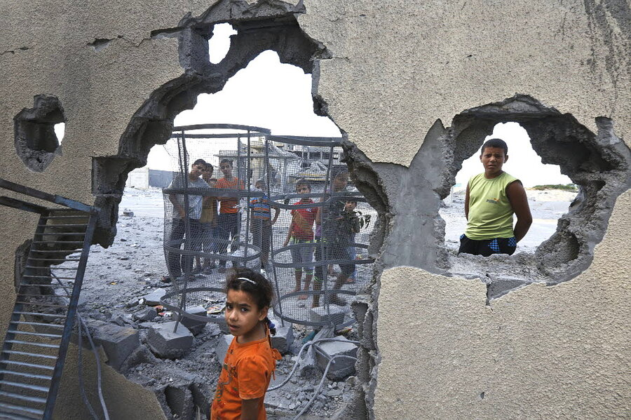 US media coverage of Gaza is deeply flawed, both sides in conflict say
