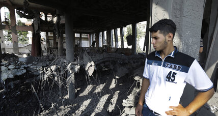 For Israel in Gaza, a war of choice and an uncertain outcome (+video)