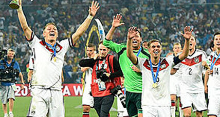 Why Germany's World Cup win is a big win for world soccer (+video)