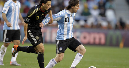 World Cup 2014 TV schedule: Argentina vs. Germany July 13