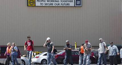 Indiana GM explosion: Blast at GM plant kills 1, injures 5