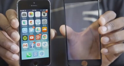 Check out the (alleged) iPhone 6 sapphire crystal screen