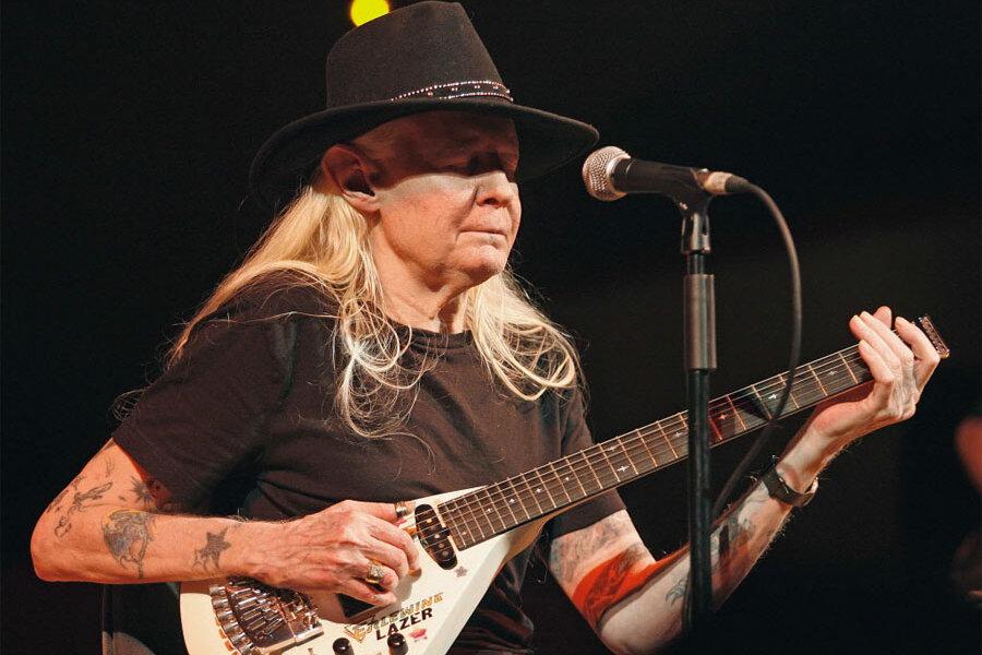 Johnny Winter, Legendary Blues Guitarist, Dies
