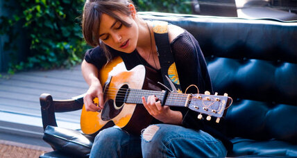 Keira Knightley takes on her first major singing role in 'Begin Again'