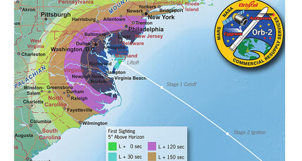 How to watch the Antares rocket launch Sunday (+video)