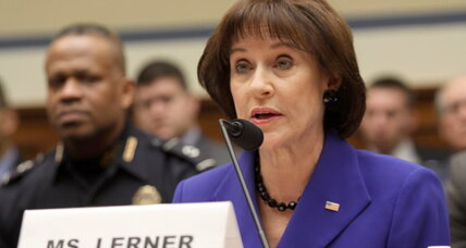 GOP touts newly found Lerner e-mails in IRS scandal: Any smoke in this 'gun'? (+video)