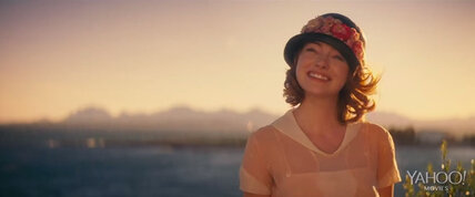 Emma Stone stars in the new Woody Allen movie 'Magic in the Moonlight' – here's the trailer