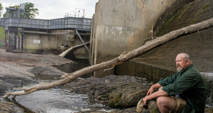Setting rivers free: As dams are torn down, nature is quickly recovering