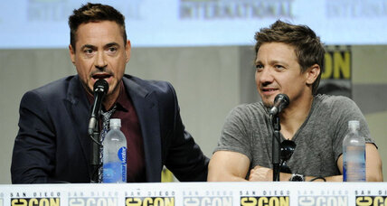 Marvel Comic-Con panel includes 'Avengers,' 'Ant-Man' news