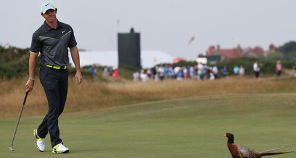 British Open 2014 TV schedule: Who to watch Saturday