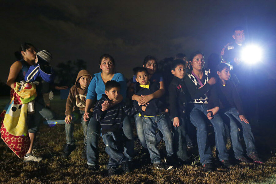 Why child migrants head to the US