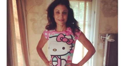 Bethenny Frankel's kiddie PJ pic: A cautionary tale for selfie-loving parents?