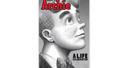 Archie dies: Adulthood established (sigh)