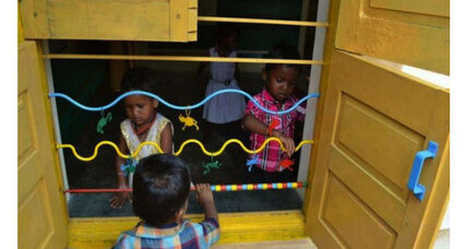 Spaces for learning: India enhances creativity by building classrooms without walls