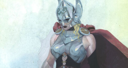 Female Thor and Black Captain America: Strong characters beyond the suit