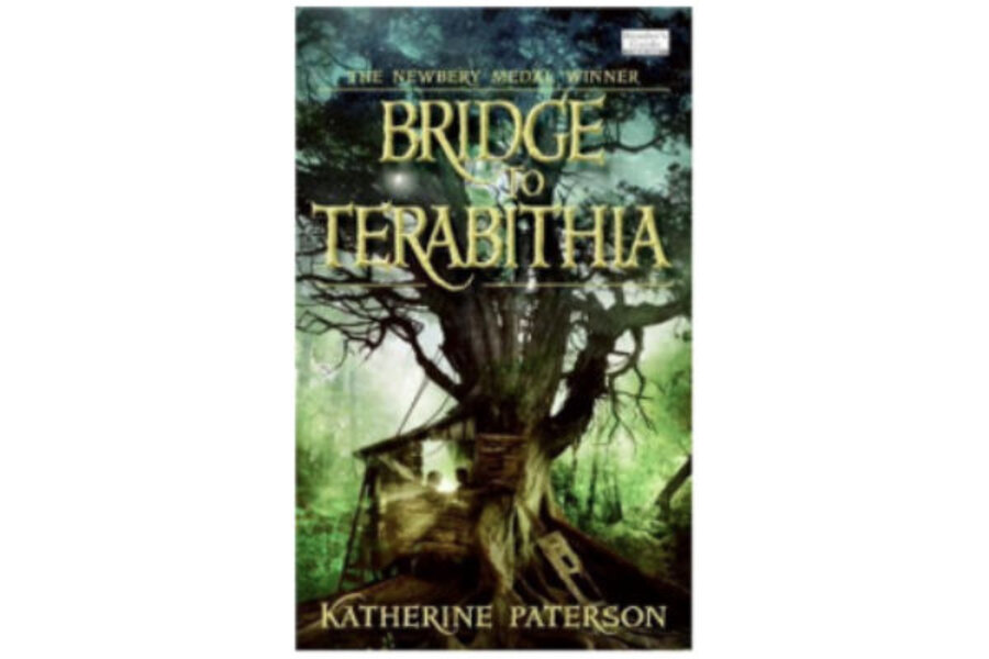 paterson katherine bridge to terabithia Katherine paterson was inspired to write bridge to terabithia when her son's close friend was killed by lightning published in 1977, bridge to terabithia by katherine paterson is a children's book about the friendship between jess aarons and leslie burke nine year old leslie is an only child.