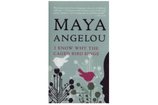 maya angelous life in i know why the caged bird sings