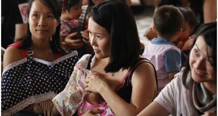 World Breastfeeding Week: Debate on when to wean lingers