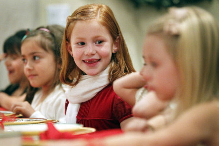 A Parents Perspective Excuse Me What >> Manners Should Be Taught At Home Not In The Classroom Csmonitor Com