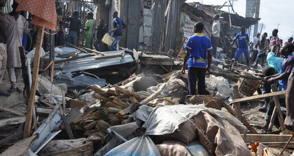 Car bombing in northeast Nigeria: Boko Haram suspected, dozens feared dead