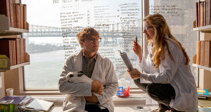 'I Origins' gives the trope of 'Don't play God' a fresh twist