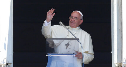 Pope Francis meeting with sex abuse victims sends message of zero tolerance (+video)