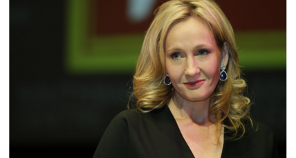 J.K. Rowling reveals six new Cormoran Strike books are in the works