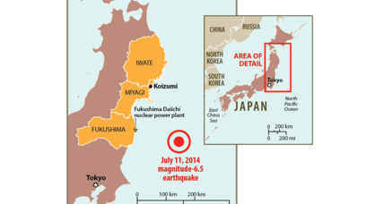 Great Wall of Japan? Locals balk at tsunami-protection plan.