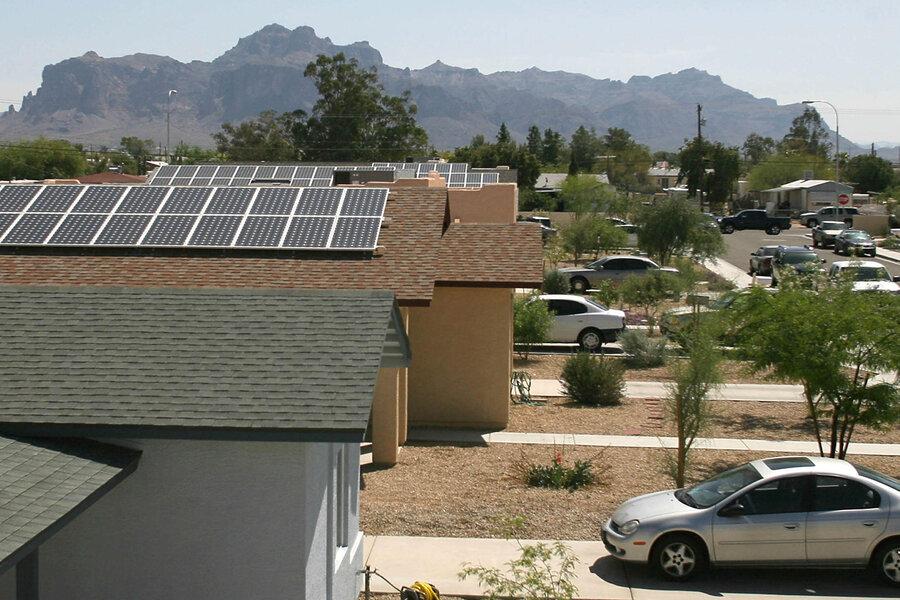 Arizona Utility Wants To Install Free Solar Panels On