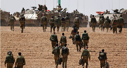 Hamas vs. Israeli forces: Is a ground offensive coming? (+video)