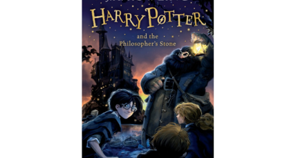 New 'Harry Potter' covers will be released in the UK this September – see them here