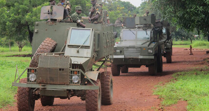 Will clashes in Central African Republic thwart UN peace mission?