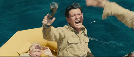'Unbroken' movie trailer shows more of the story of Olympic athlete Louis Zamperini