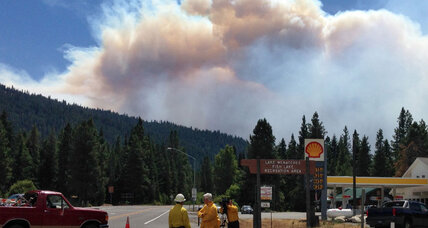 100 homes destroyed in Washington state wildfire