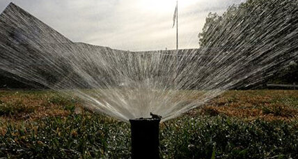 California approves $500 fines for water-wasters