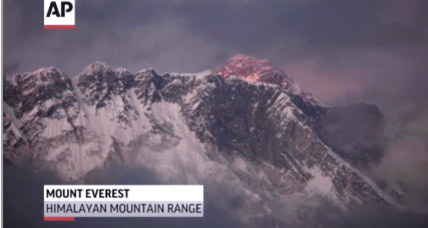 13 bodies found, 4 survivors recovering following Mount Everest avalanche