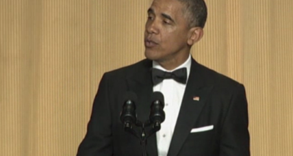 Zingers from the White House Correspondents' Dinner (+video)