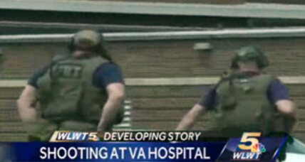 Dayton hospital shooting: 1 employee hurt, suspect taken into custody