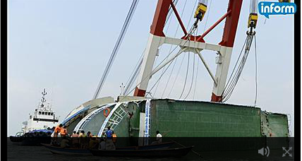 54 bodies recovered as Bangladesh resumes search for ferry victims (+video)