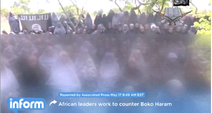West African leaders vow 'total war' on Boko Haram