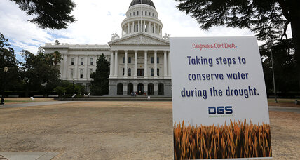 California record drought: 58 percent of state in 'exceptional drought'