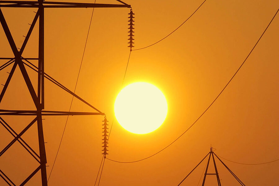 Electric Grid Monitor : Is us vulnerable to emp attack a doomsday warning and
