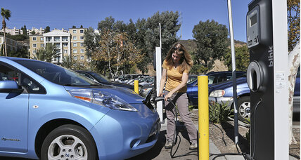Plug-in electric car sales rose in July, but in small numbers